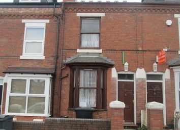 Thumbnail 3 bed shared accommodation to rent in Dartmouth Road, Selly Oak