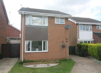 Thumbnail 3 bed detached house for sale in Elizabeth Avenue, Kirk Sandall, Doncaster