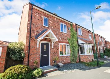 Thumbnail 3 bed semi-detached house for sale in Horseshoe Close, Grimsby