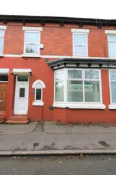Thumbnail 5 bed terraced house to rent in Oxney Road, Manchester