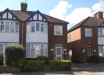 Thumbnail 3 bed semi-detached house to rent in Stanfell Road, Knighton, Leicester