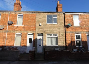 Thumbnail 2 bed terraced house to rent in Beaufort Street, Gainsborough