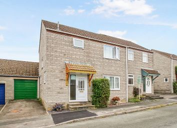 Thumbnail 3 bed semi-detached house for sale in Holm Oaks, Butleigh, Glastonbury