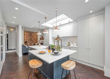 Thumbnail 4 bed terraced house for sale in Antrobus Road, Chiswick Park, Chiswick, London