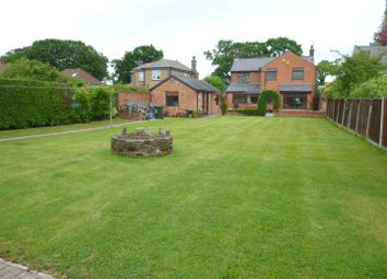 Thumbnail 4 bed detached house for sale in Church Lane, Great Sutton, Ellesmere Port