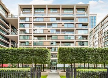 Thumbnail 1 bed flat for sale in Radnor Terrace, Kensington