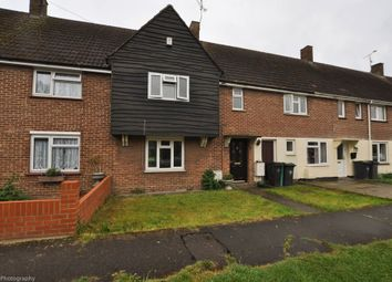 Thumbnail 3 bed terraced house to rent in South Road, Takeley, Bishops Stortford