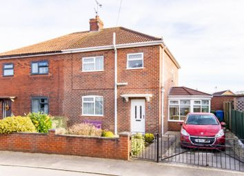 3 bed semi-detached house for sale in Marina Avenue, Snaith, Goole DN14