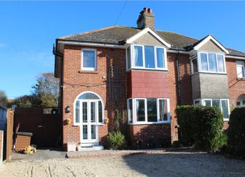 Thumbnail 3 bed semi-detached house for sale in West Bay Road, Bridport, Dorset