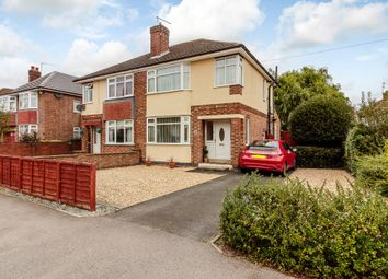 Thumbnail 3 bed semi-detached house for sale in Huntlea Avenue, Lincoln