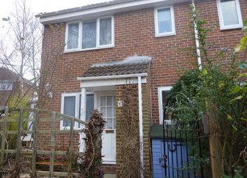 Thumbnail 1 bed end terrace house to rent in Spruce, Avenue, Waterlooville.