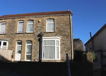 Thumbnail 5 bedroom semi-detached house for sale in Gower Road, Sketty, Swansea