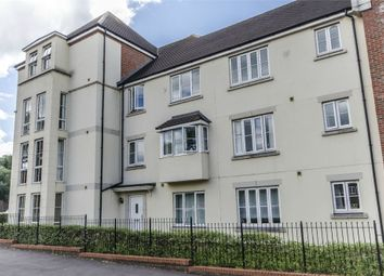 Thumbnail 2 bedroom flat for sale in Rostron Close, West End, Southampton, Hampshire