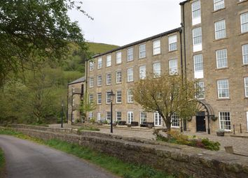 Thumbnail 2 bed flat for sale in Clough Mill, Little Hayfield, High Peak