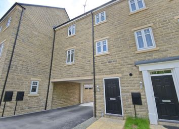Thumbnail 2 bedroom town house for sale in Mill Way, Otley