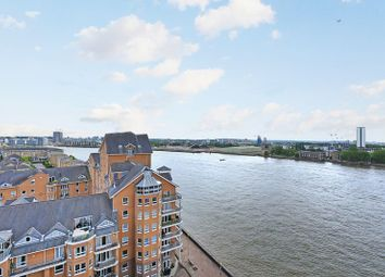 Thumbnail 2 bed flat for sale in The Odyssey, Canary Wharf