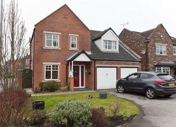 Thumbnail 4 bedroom detached house to rent in Eades Close, Shipton Rd, York