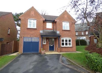 Thumbnail 4 bed detached house for sale in Chertsey Grove, Carlisle, Cumbria