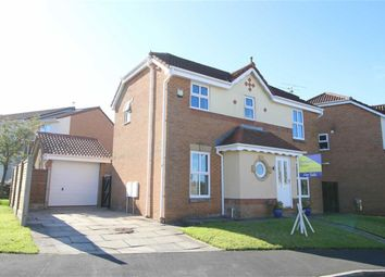 Thumbnail 3 bed detached house for sale in Redwood Drive, Longridge, Preston