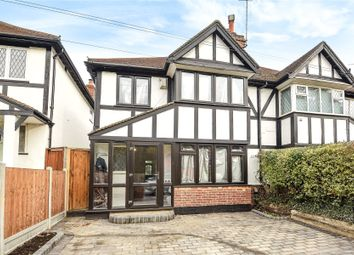 Thumbnail 3 bedroom semi-detached house for sale in Station Road, Orpington