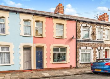 Thumbnail 2 bedroom terraced house for sale in Springfield Place, Canton, Cardiff