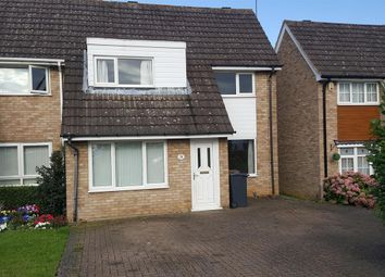 Thumbnail 3 bedroom property to rent in Rickyard Road, Abington, Northampton