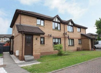 Thumbnail 2 bed flat for sale in Crownhall Road, Glasgow, Lanarkshire