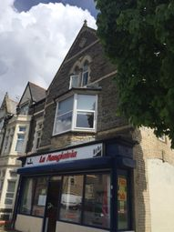Thumbnail 2 bedroom flat to rent in Clare Street, Cardiff