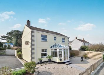 Thumbnail 4 bed detached house for sale in Forth Vean, Godolphin Cross, Helston