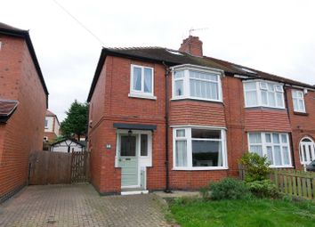 Thumbnail 3 bed semi-detached house for sale in White House Drive, York