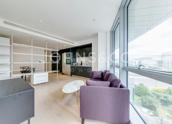 Thumbnail  Studio for sale in Charrington Tower, Biscayne Avenue, London