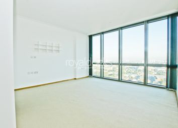 Thumbnail 2 bedroom flat to rent in Hertsmere Road, London