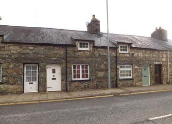 Thumbnail 2 bed terraced house for sale in Dublin Street, Tremadog, Porthmadog, Gwynedd