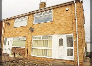Thumbnail 2 bed semi-detached house to rent in Sextant Road, Beverley High Road, Hull