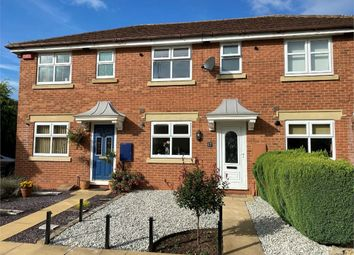 Thumbnail 2 bed town house for sale in Chaffinch Mews, Gateford, Worksop, Nottinghamshire