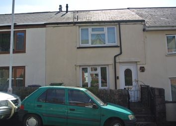 Thumbnail 2 bed terraced house for sale in Chapel Road, Pontnewynydd, Pontypool