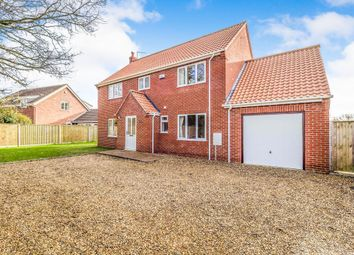 Thumbnail 4 bedroom detached house for sale in Mill Road, Potter Heigham, Great Yarmouth