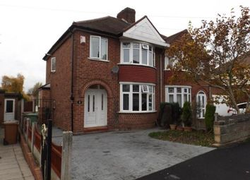 Thumbnail 3 bed semi-detached house for sale in Coronation Avenue, Willenhall, West Midlands