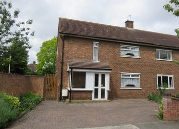 Thumbnail 3 bed semi-detached house for sale in Farrow Gardens, Stifford Clays, Grays