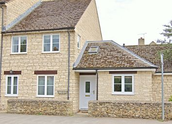 Thumbnail 3 bed terraced house for sale in Shipton Road, Milton-Under-Wychwood, Chipping Norton