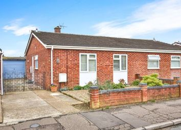 Thumbnail 2 bedroom bungalow for sale in Wymondham, Norwich, Norfolk