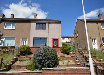 Thumbnail 2 bed terraced house for sale in Wedderburn Crescent, Dunfermline