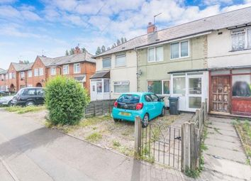 Thumbnail 2 bed terraced house for sale in Tynedale Road, Tyseley, Birmingham, West Midlands