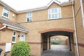 Thumbnail 1 bed flat to rent in Boston Court, Kingswood, Hull