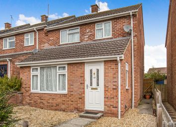 Thumbnail 3 bed semi-detached house for sale in Addison Close, Gillingham