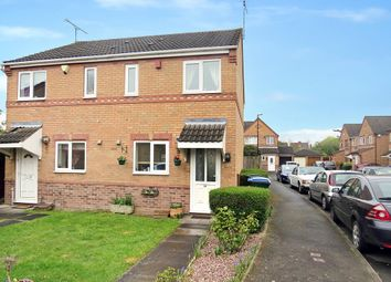 Thumbnail 2 bed semi-detached house for sale in Haydock Close, Coventry