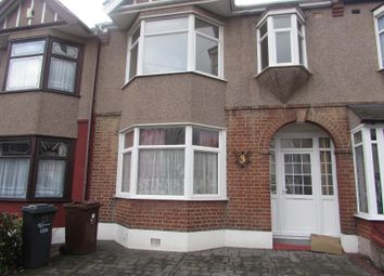 Thumbnail 3 bed terraced house to rent in Kings Avenue, Romford