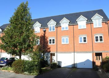 Thumbnail 4 bed terraced house for sale in Oake Woods, Gillingham