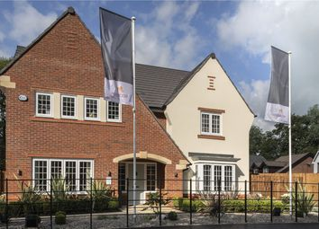 Thumbnail 5 bed detached house for sale in Moss Lea Park, Moss Lea, Bolton