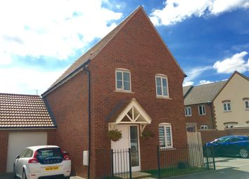 Thumbnail 3 bed detached house for sale in Jackdaw Road, Didcot